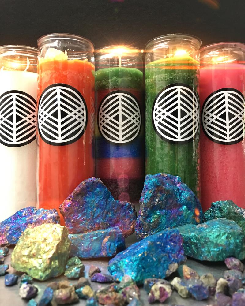 SPELLBOUND SKY - RITUAL CANDLES